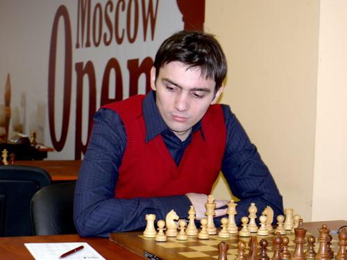Moscow Belov Vladimir