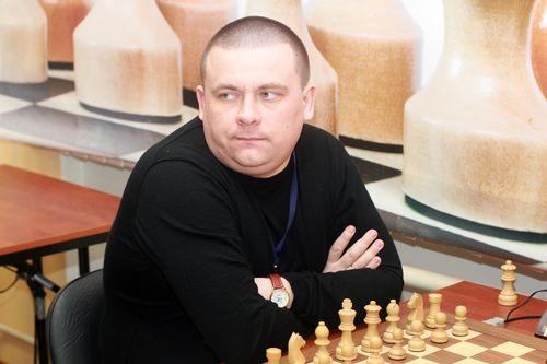 Moscow Rublevsky Sergei