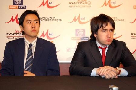 Mtel Masters Bu Radjabov