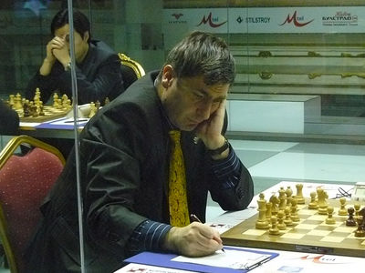 Mtel Masters Ivanchuk 1