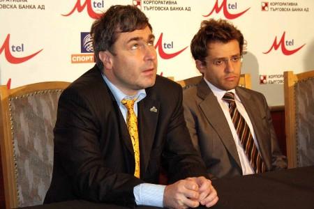 Mtel Masters Ivanchuk Aronian