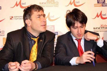 Mtel Masters Ivanchuk Radjabov