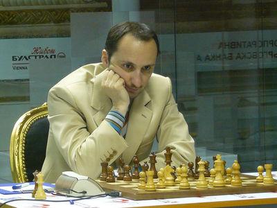 Mtel Masters Topalov