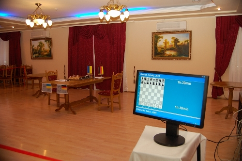 Mukachevo Playing-hall