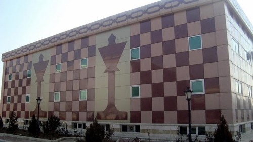Nakhchivan Chess Center 1