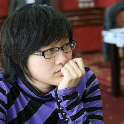 Nalchik GP Zhao Xue 1