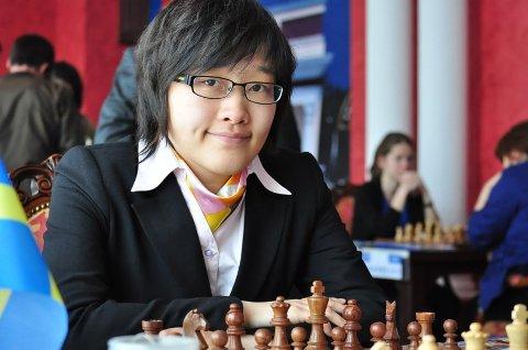 Nalchik GP Zhao Xue