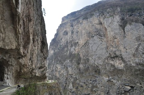 Nalchik mountain