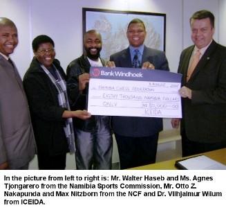 Namibia chess 1