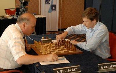 NH 5 Beliavsky-Karjakin