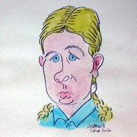 Nisipeanu caricature mtel 07