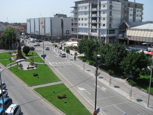 Paracin 2011 downtown