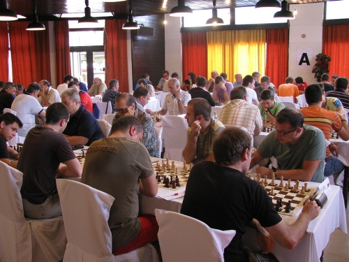 Paracin 2011 playing hall 2