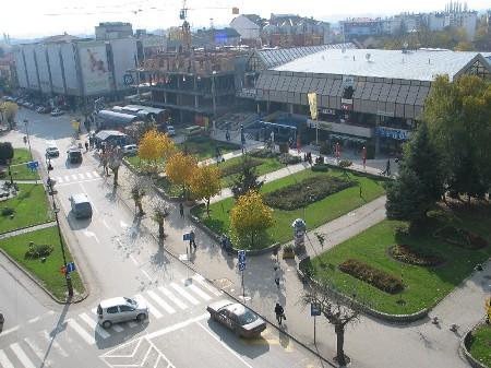 Paracin Centar grada