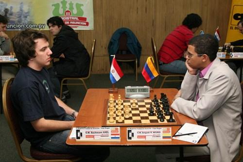 Paraguay Bachmann vs Delgado
