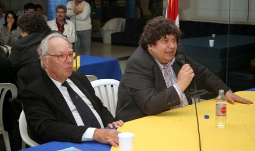 Paraguay Charla coloquio