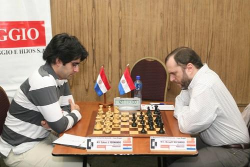 Paraguay Cubas vs Kropff