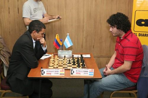 Paraguay Delgado vs Mareco