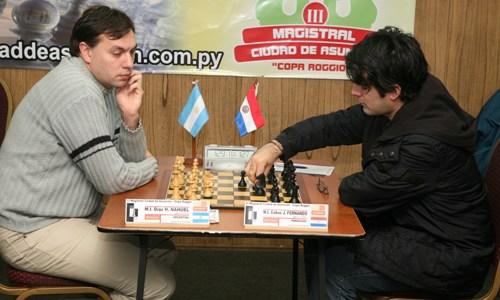 Paraguay Diaz vs Cubas