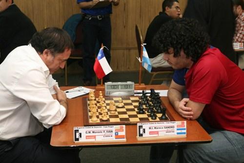 Paraguay Morovic vs Mareco