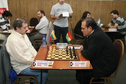 Paraguay Rozentalis vs Zambrana