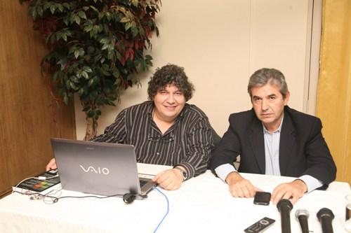 Paraguay Zenon Franco y Oscar Franco