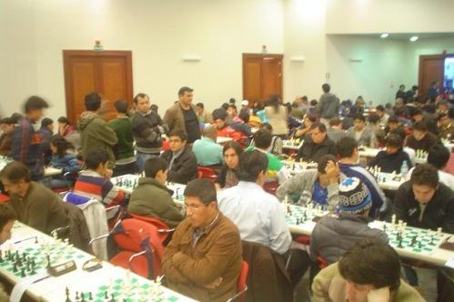 Peru playing hall