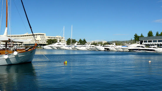 Porto Carras Marina