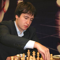 Radjabov in action