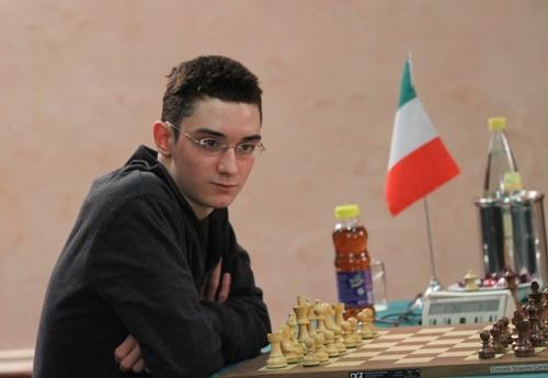 Reggio Emilia Fabiano Caruana