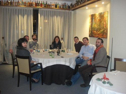 Reggio Emilia r2 dinner