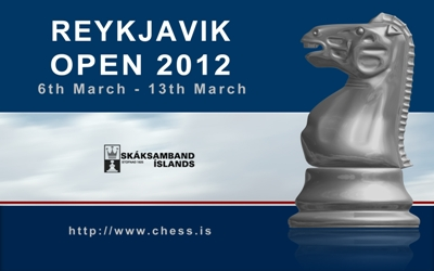 Reykjavik Open 2012