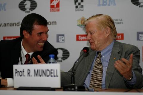 Robert Mundell 2