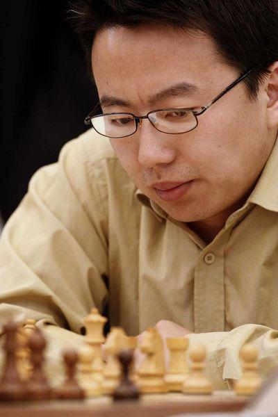 Ruy Lopez Zhang Pengxiang