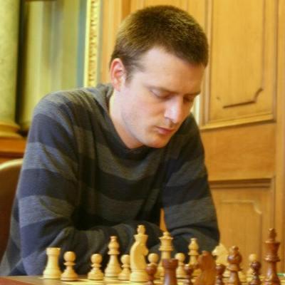 SCO ch Iain Gourlay