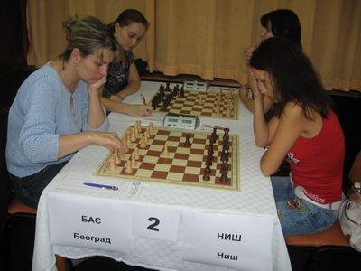 Serbia legue Natasa Bojkovic-Marija Velceva