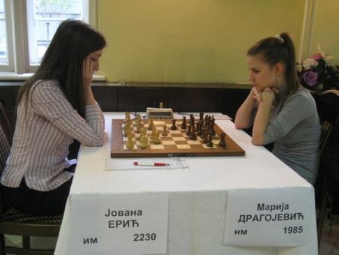 Serbia women ch 5