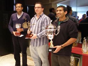 Sevilla winners