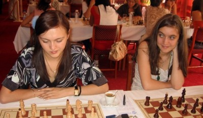 SL 9 Ana Usenina i Jovana Vojinovic