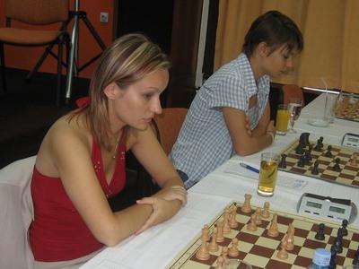SL Irina Sudakova i Marijana Savic