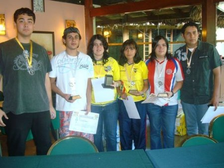 south america chess championship