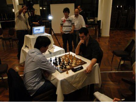 SP GM Matsuura vs GM Fier