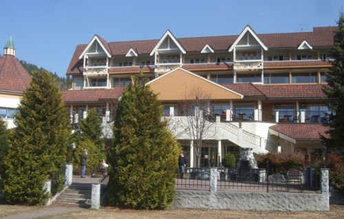 Sunny Fagernes Hotel