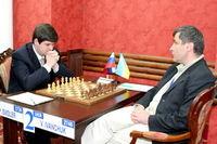 Svidler Ivanchuk