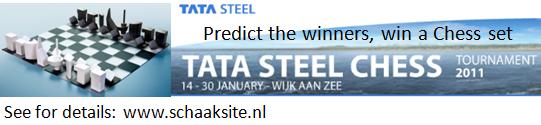 Tata Steel Chess set