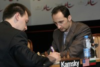 Topalov and Kamsky