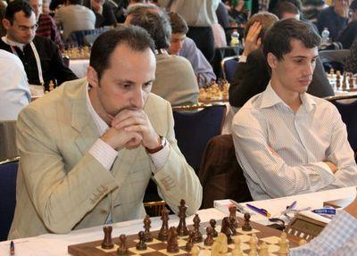 topalov cheparinov olympiad