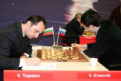 Topalov-Kramnik 2