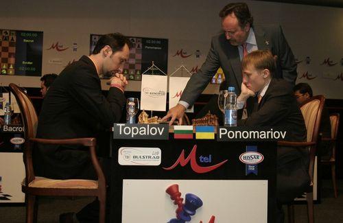 Topalov Ponomariov