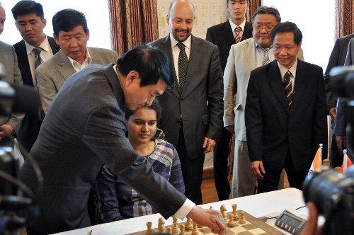 Ulaanbaatar first move